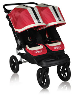 Journeys of The Zoo Baby Jogger Double Stroller