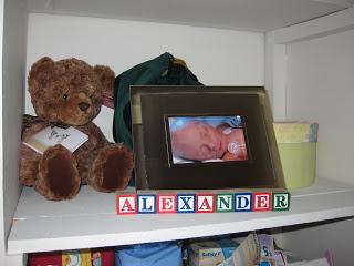in his honour alexanders space
