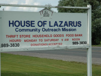 House of Lazarus Foodbank