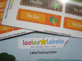 Lee Labels Split Pack Closeup