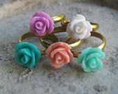 Made by LinLin Rings
