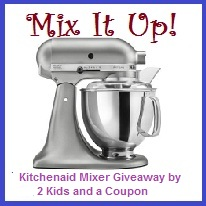 Kitchenaid Mixer Group Giveaway Logo