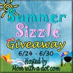 Summer Sizzle Group Giveaway Logo