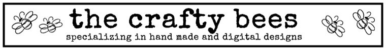 The Crafty Bees Logo