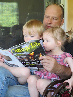 Family Traditions with Cottage Life Magazine
