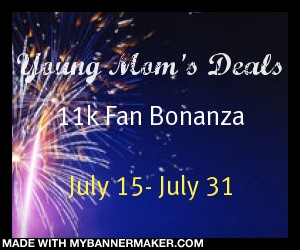 Young Mom Deal Group Giveaway Logo