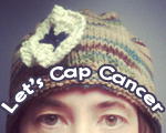Lets Cap Cancer Knit Wit Shair