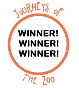 Journeys of The Zoo Winner Logo