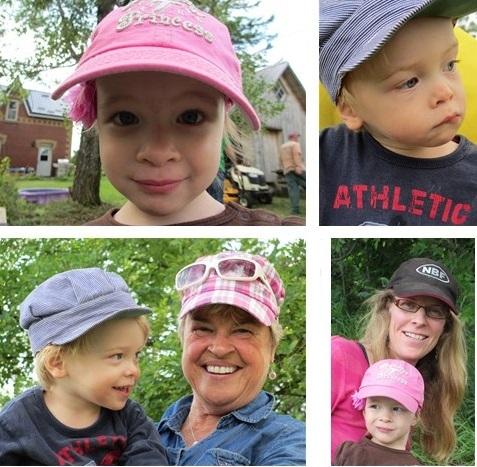 Summer Vacation at The Farm 2012