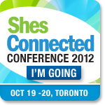 ShesConnected 2012 Blogger Conference