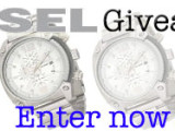 Mens Watch Diesel Giveaway