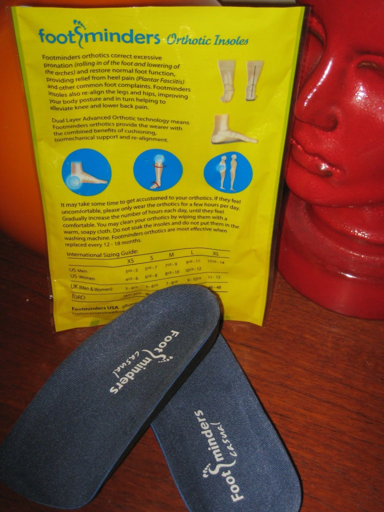 Footminders Orthotic Foot Review