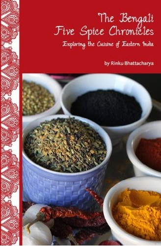 bengali five spice cookbook