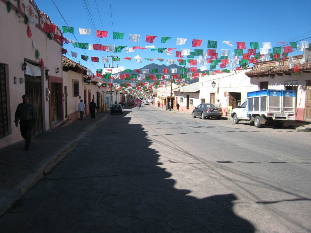 Calle Guadalupe San Cristobal