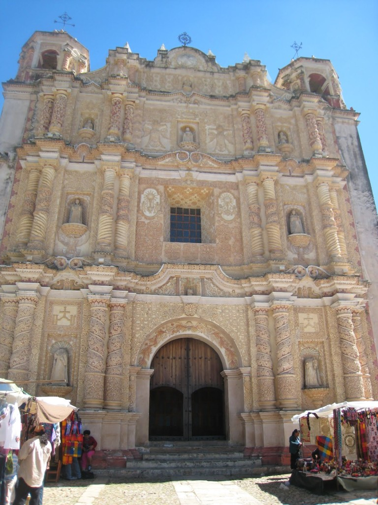 Santa Domingo Church San Cristobal