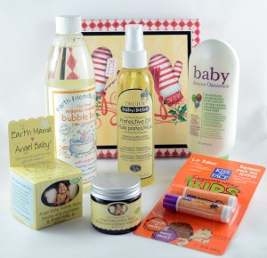 Baby Organic Joy Baby Care Set