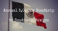 roadtrip to southern mexico logo thumbnail