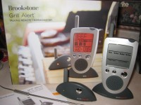 Brookstone Talking Meat Thermometer