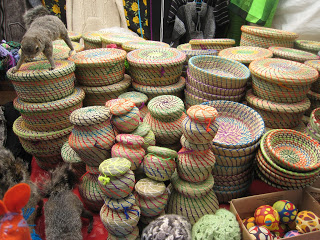 Sweet Grass Baskets for Sale