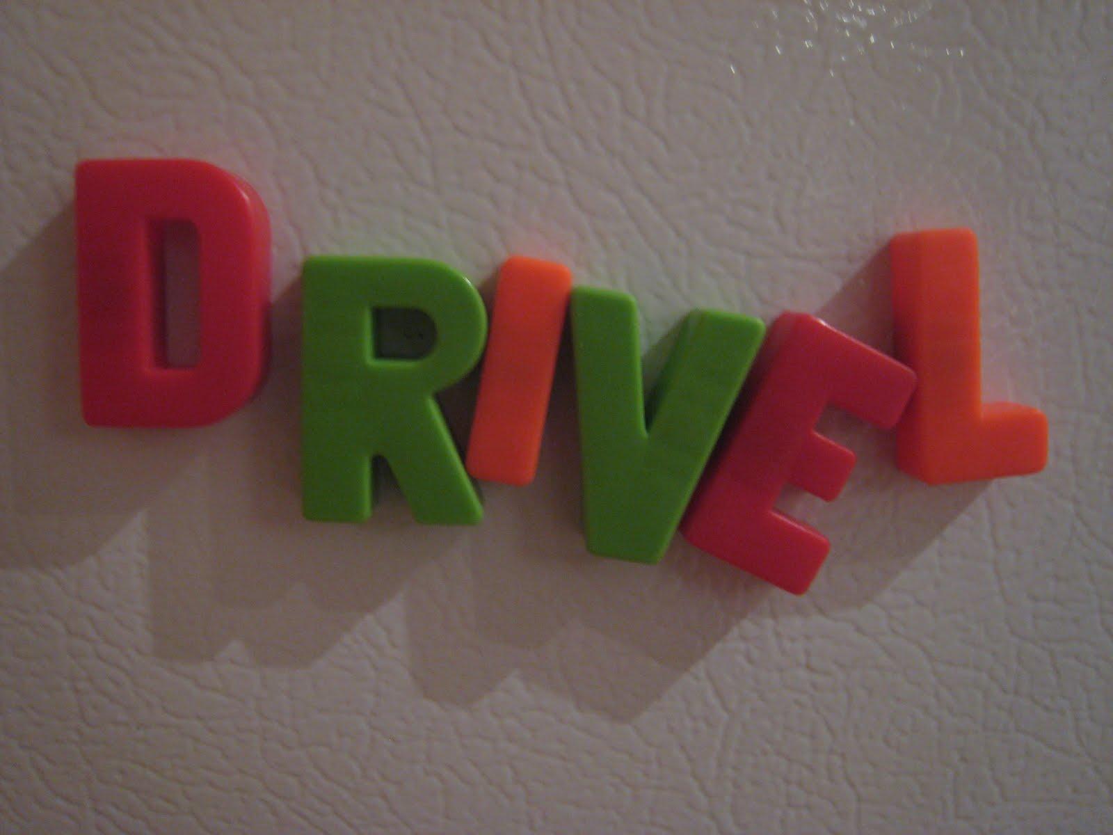 Weekly Drivel Logo