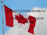 Annual Roadtrip to Canada