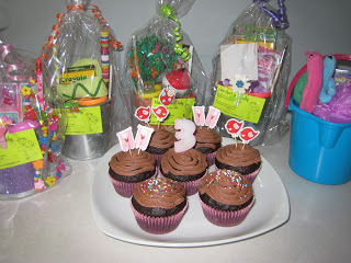 Loot Bag Lady Birthday Party