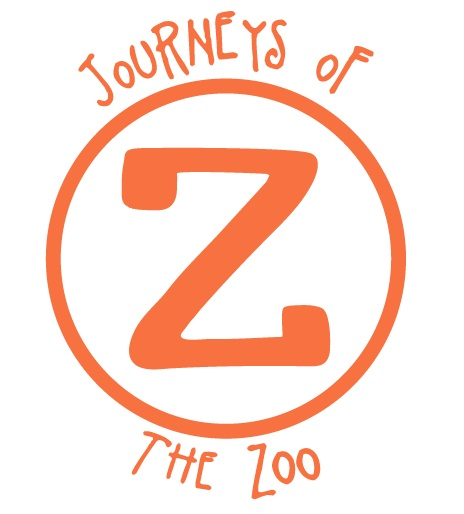 Journeys of The Zoo Logo, www.journeysofthezoo.com