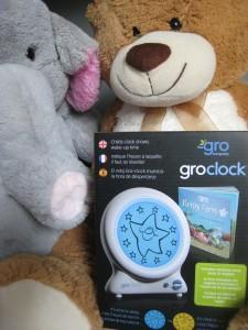 GroClock Kids Alarm Clock