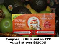 Coupon Giveaway July