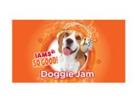 Iams Doggie Jam Logo