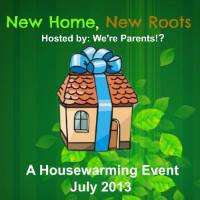 New Home New Roots Group Giveaway Logo