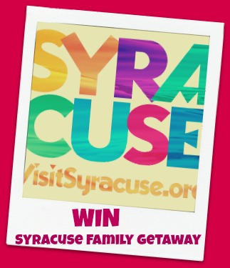 Syracuse Family Getaway Giveaway