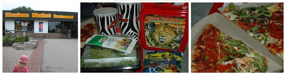African Lion Safari Food
