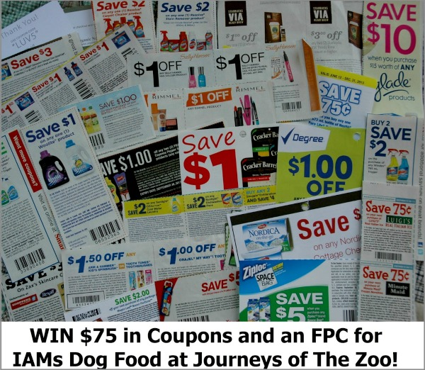 Canadian Coupon Giveaway August