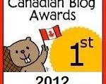 2012 Canadian Blog Award Humor Winner
