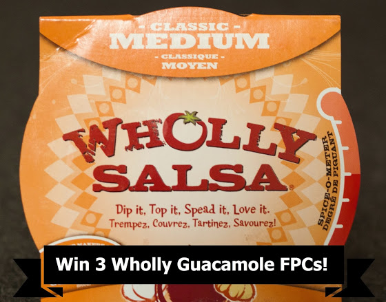 Wholly Guacamole Salsa Product