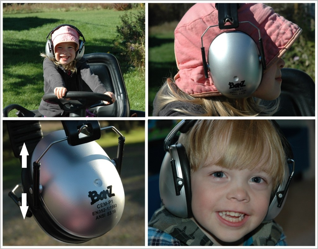 Baby Banz Ear Protection for Kids Collage