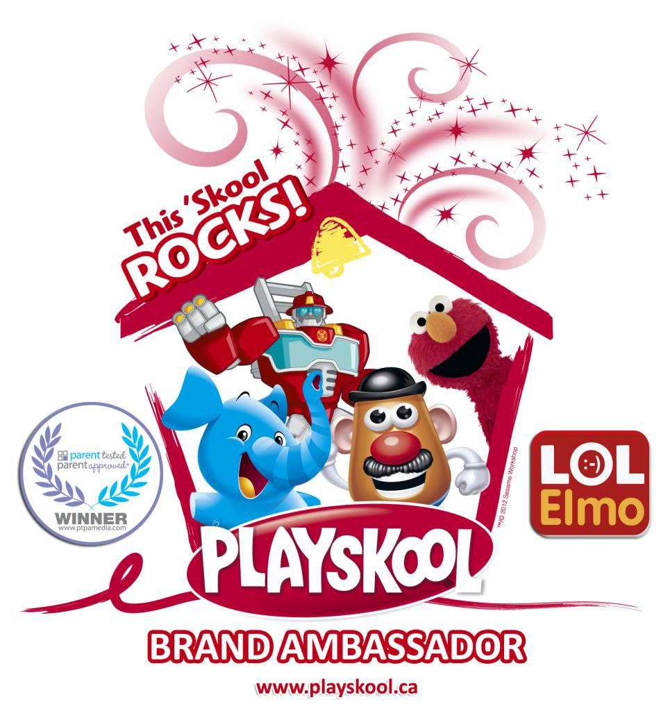 Playskool Ambassador Button