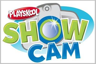 Playskool ShowCam Logo