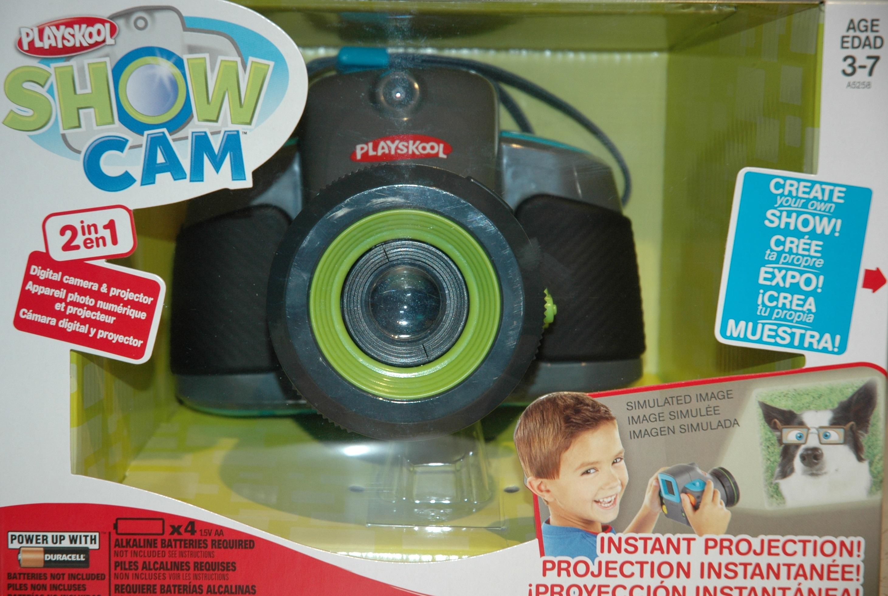 Playskool ShowCam