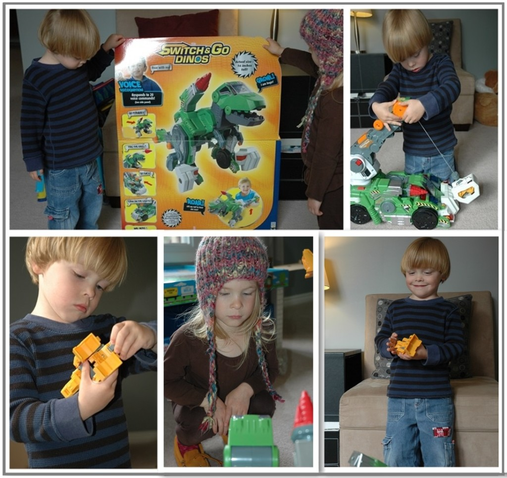 VTech Canada Dino Collage
