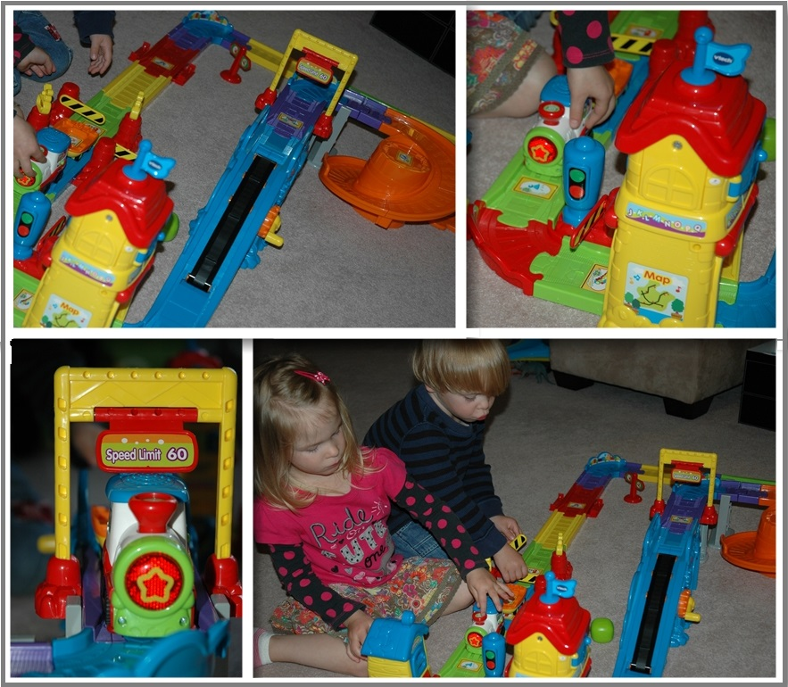 VTech Go Go Smart Wheels Collage