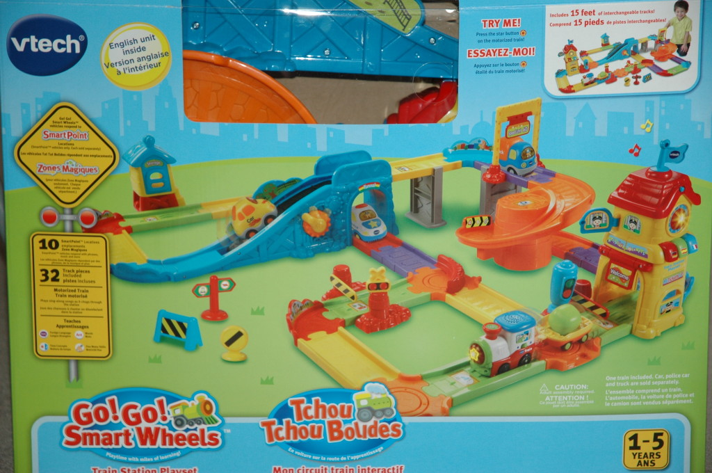 VTech Go Go Smart Wheels1