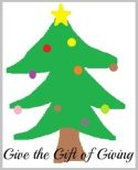 Charity Gift Guide Christmas Tree 154