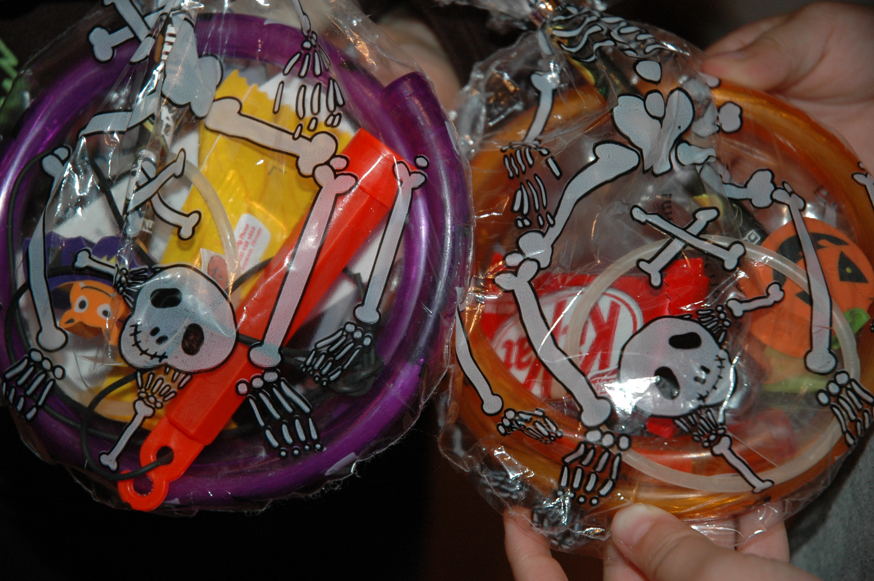 halloween lootbags