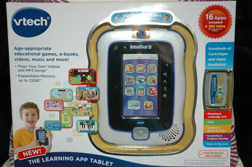 VTech Canada Innotab3 Tablet