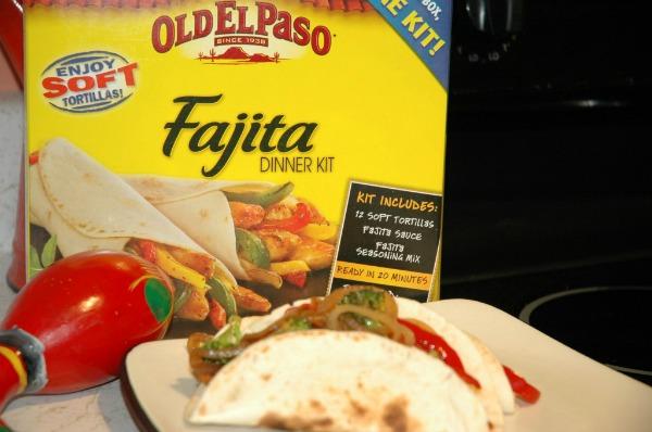 Old El Paso Fajitas