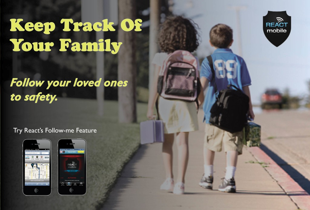 React Mobile Family Ad