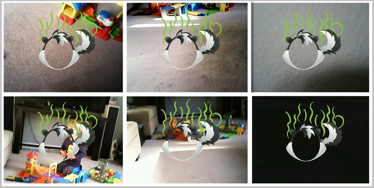 playskool showcam before pictures