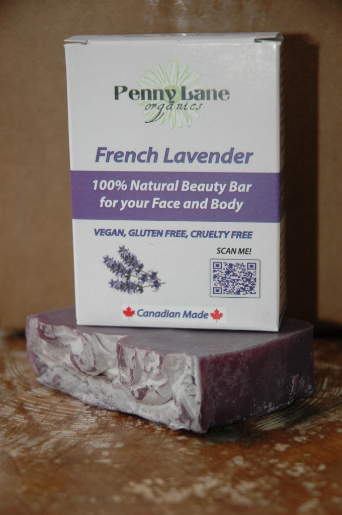 Penny Lane Organics Natural Beauty bar